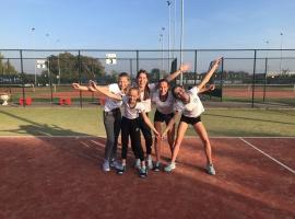 Team 1 Dames Ready kampioen!